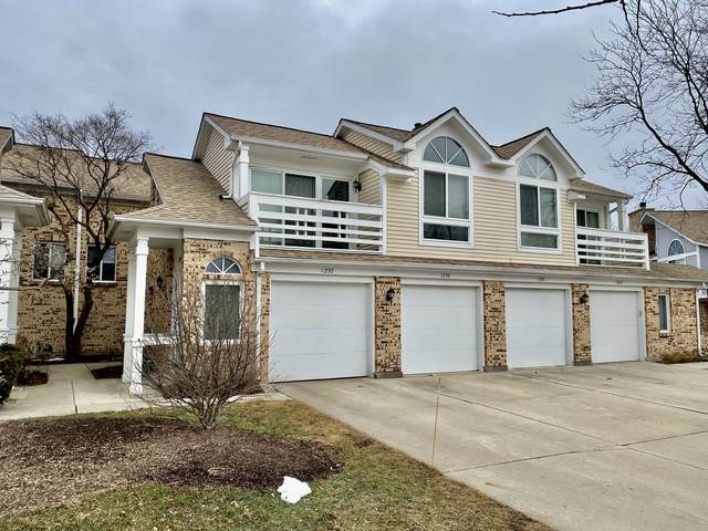 1255 Ranch View Court, Buffalo Grove, IL 60089 (MLS #10646553) :: The Dena Furlow Team - Keller Williams Realty