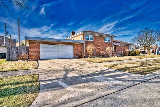 7805 W Lill Court, Niles, IL 60714 (MLS #10646560) :: Helen Oliveri Real Estate