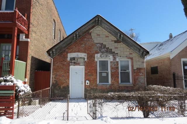 329 S Washtenaw Avenue, Chicago, IL 60612 (MLS #10646570) :: The Dena Furlow Team - Keller Williams Realty