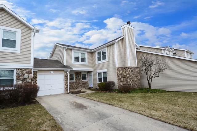 243 Amberwood Court, Bloomingdale, IL 60108 (MLS #10646571) :: John Lyons Real Estate