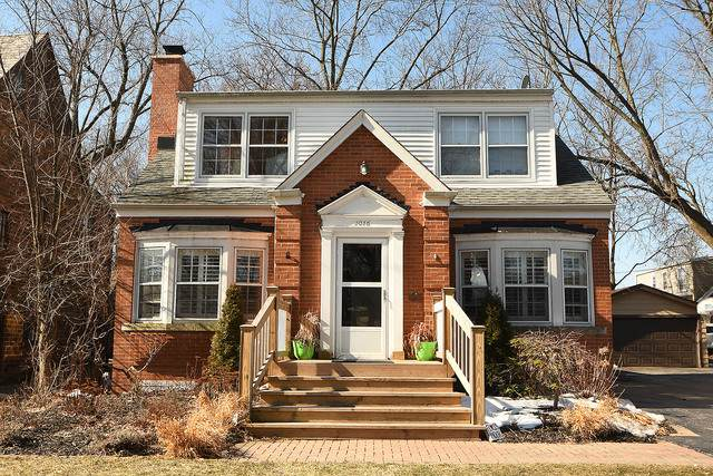 1016 Evans Road, Flossmoor, IL 60422 (MLS #10646601) :: The Wexler Group at Keller Williams Preferred Realty