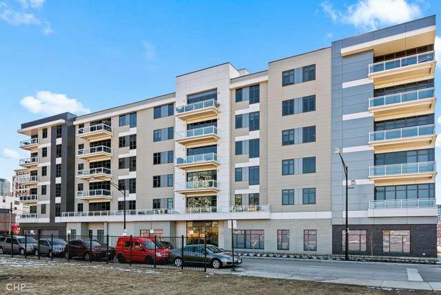 367 W Locust Street #202, Chicago, IL 60610 (MLS #10646620) :: Ryan Dallas Real Estate