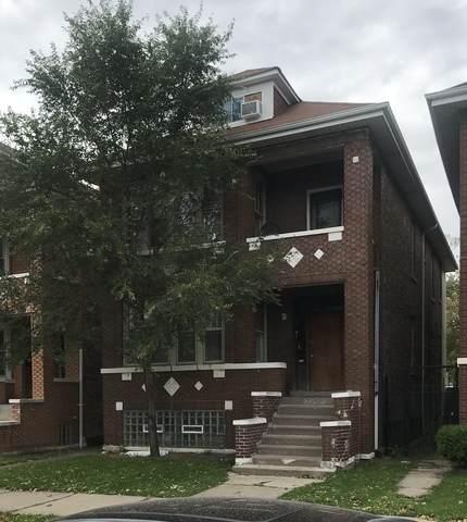 7252 S Fairfield Avenue, Chicago, IL 60629 (MLS #10646642) :: John Lyons Real Estate