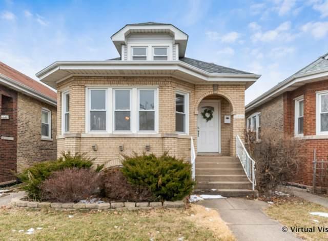 2826 N Major Avenue, Chicago, IL 60634 (MLS #10646655) :: Ryan Dallas Real Estate