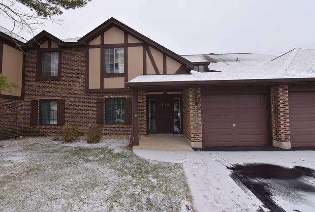 1712 Lakecliffe Drive A, Wheaton, IL 60189 (MLS #10646712) :: The Mattz Mega Group