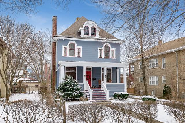 422 S Elmwood Avenue, Oak Park, IL 60302 (MLS #10646716) :: Berkshire Hathaway HomeServices Snyder Real Estate
