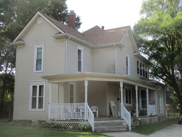111 E Ensey Street, Tuscola, IL 61953 (MLS #10646726) :: Littlefield Group
