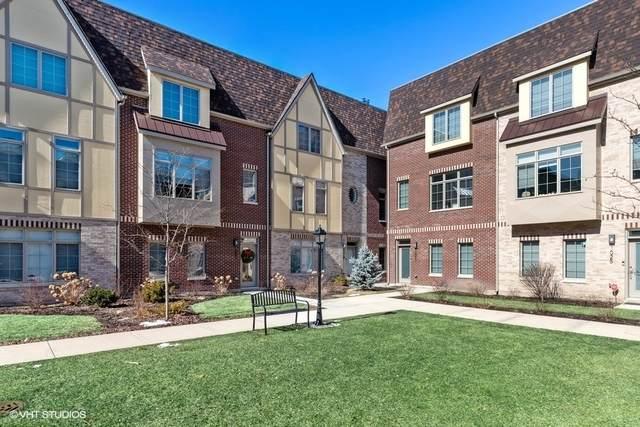 318 Pennsylvania Way, Oak Park, IL 60302 (MLS #10646733) :: Ryan Dallas Real Estate