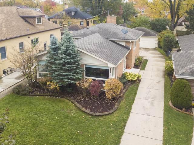 1801 Woodland Avenue, Park Ridge, IL 60068 (MLS #10646739) :: Janet Jurich