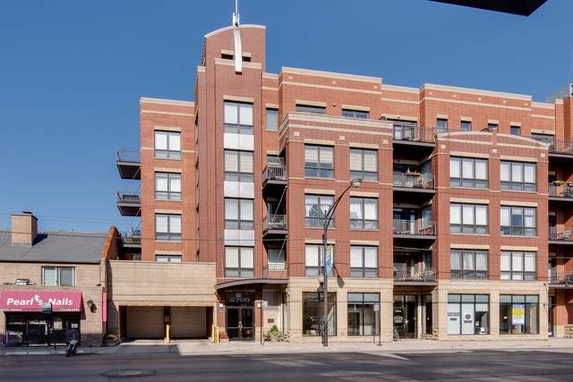 2700 N Halsted Street #401, Chicago, IL 60614 (MLS #10646749) :: Property Consultants Realty