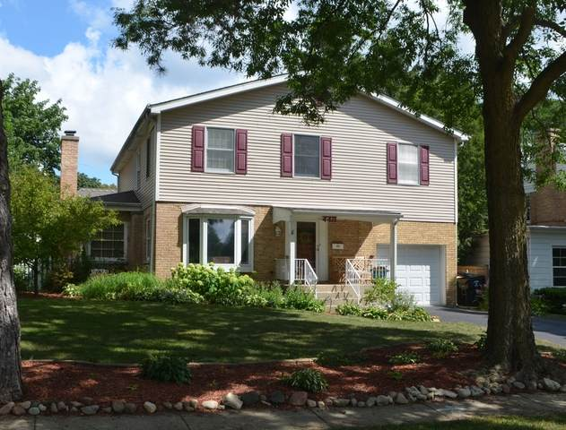 448 E Austin Avenue, Libertyville, IL 60048 (MLS #10646754) :: Property Consultants Realty