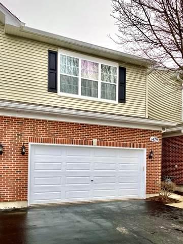 1479 Shagbark Drive, Bolingbrook, IL 60490 (MLS #10646757) :: BN Homes Group