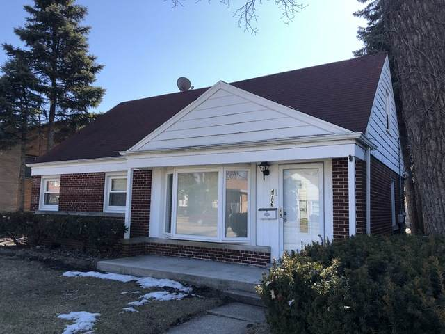 4706 St Charles Road, Bellwood, IL 60104 (MLS #10646770) :: Littlefield Group