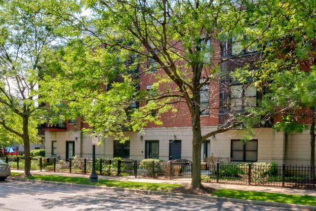 1454 S Sangamon Street, Chicago, IL 60608 (MLS #10646775) :: Helen Oliveri Real Estate