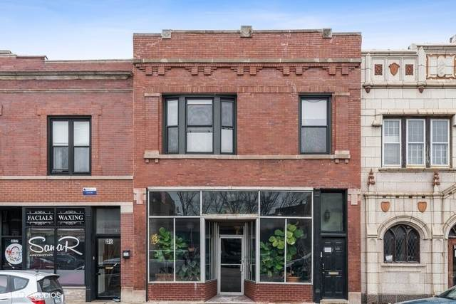 3419 W Fullerton Avenue, Chicago, IL 60647 (MLS #10646796) :: Property Consultants Realty