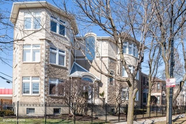 2124 N Wayne Avenue #1, Chicago, IL 60614 (MLS #10646799) :: Property Consultants Realty