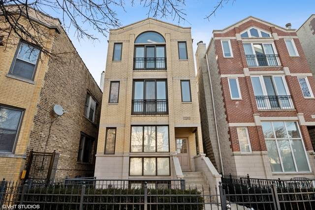 3041 N Racine Avenue #3, Chicago, IL 60657 (MLS #10646800) :: Property Consultants Realty