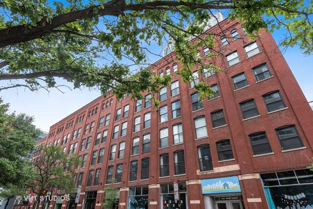 225 W Huron Street #318, Chicago, IL 60654 (MLS #10646801) :: Property Consultants Realty
