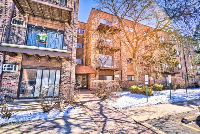 8974 N Western Avenue #118, Des Plaines, IL 60016 (MLS #10646815) :: John Lyons Real Estate