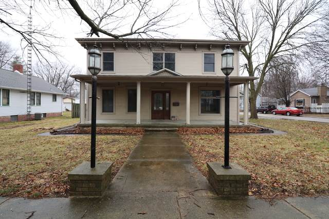 129 Hennepin Street, lincoln, IL 62656 (MLS #10646844) :: Ryan Dallas Real Estate