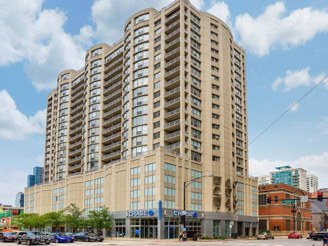 600 N Dearborn Street #1003, Chicago, IL 60654 (MLS #10646858) :: Property Consultants Realty