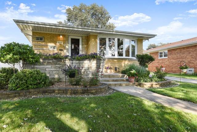 4436 W 100th Place, Oak Lawn, IL 60453 (MLS #10646864) :: The Wexler Group at Keller Williams Preferred Realty