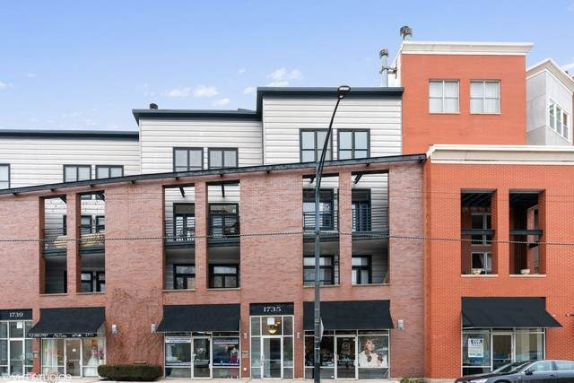 1735 N Clybourn Avenue 3N, Chicago, IL 60614 (MLS #10646873) :: Property Consultants Realty