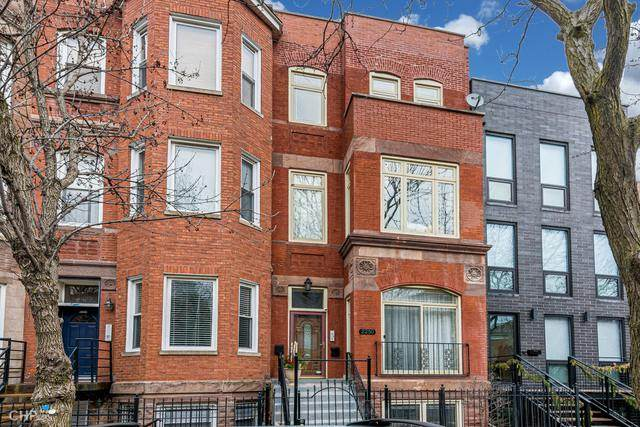 2250 W Adams Street #2, Chicago, IL 60612 (MLS #10646888) :: Property Consultants Realty