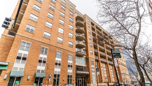 950 W Monroe Street #614, Chicago, IL 60607 (MLS #10646907) :: Property Consultants Realty