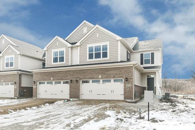 26535 W Countryside Lot#3021 Lane, Plainfield, IL 60585 (MLS #10646912) :: The Wexler Group at Keller Williams Preferred Realty