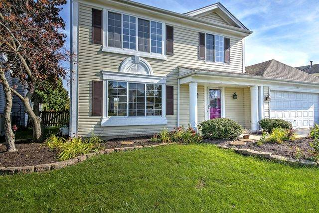 1557 Golden Oaks Parkway, Aurora, IL 60506 (MLS #10646918) :: Property Consultants Realty