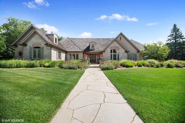 1420 Burr Oak Drive, Glenview, IL 60025 (MLS #10646945) :: Berkshire Hathaway HomeServices Snyder Real Estate