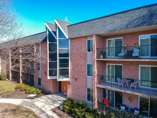 1052 N Mill Street #204, Naperville, IL 60563 (MLS #10646973) :: The Wexler Group at Keller Williams Preferred Realty