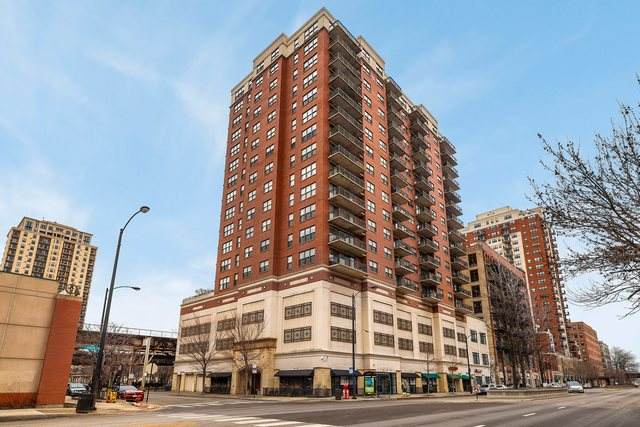 5 E 14th Place #603, Chicago, IL 60605 (MLS #10646997) :: Helen Oliveri Real Estate