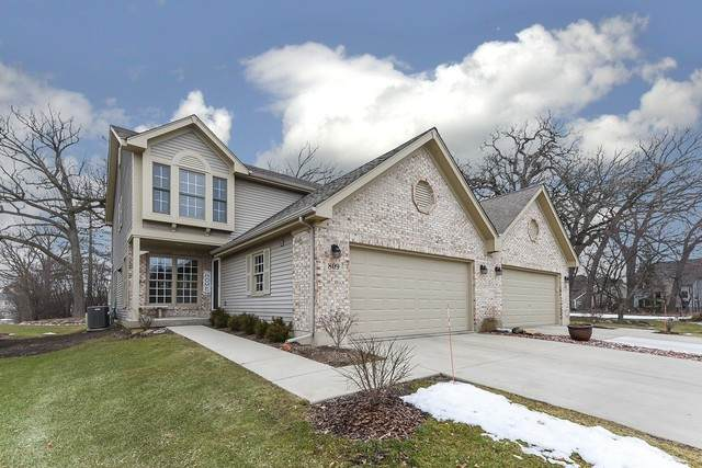 809 Kimberly Lane #809, Crystal Lake, IL 60014 (MLS #10647018) :: BN Homes Group