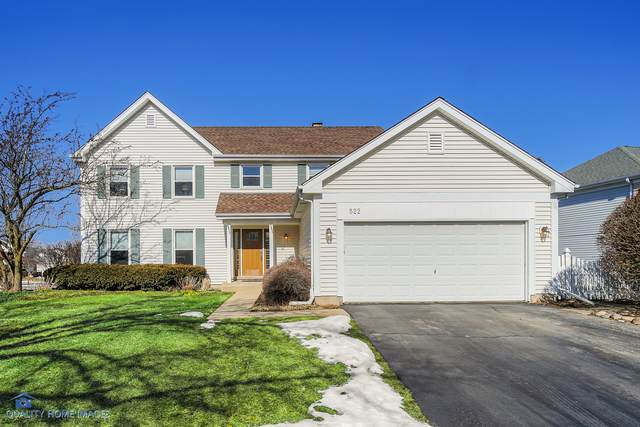 522 W Foxdale Lane, Arlington Heights, IL 60004 (MLS #10647103) :: Century 21 Affiliated