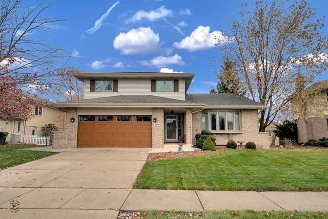 7814 Woodstock Drive, Tinley Park, IL 60477 (MLS #10647135) :: The Wexler Group at Keller Williams Preferred Realty