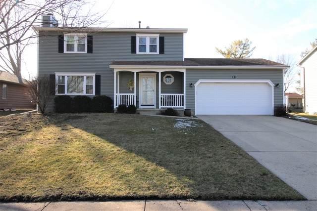 111 Malvern Drive, Normal, IL 61761 (MLS #10647155) :: Janet Jurich