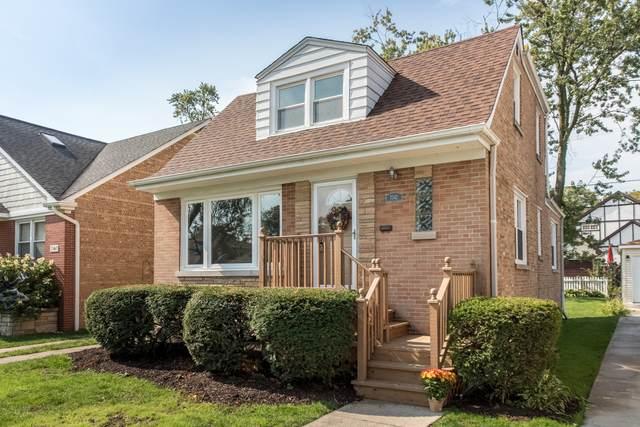 7342 N Odell Avenue, Chicago, IL 60631 (MLS #10647162) :: Helen Oliveri Real Estate
