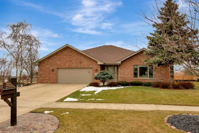 8907 Fairfield Lane, Tinley Park, IL 60487 (MLS #10647166) :: The Wexler Group at Keller Williams Preferred Realty