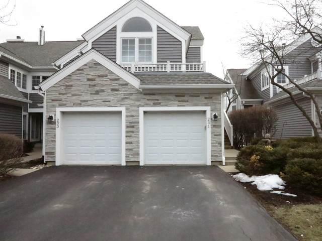 231 Sandy Point Lane #231, Lake Zurich, IL 60047 (MLS #10647237) :: Helen Oliveri Real Estate