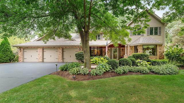 5 Peppermill Court, Burr Ridge, IL 60527 (MLS #10647254) :: John Lyons Real Estate