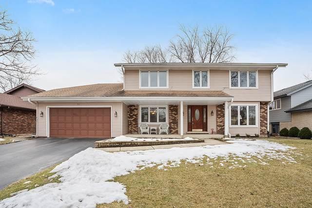 711 Doe Circle, Westmont, IL 60559 (MLS #10647266) :: Helen Oliveri Real Estate