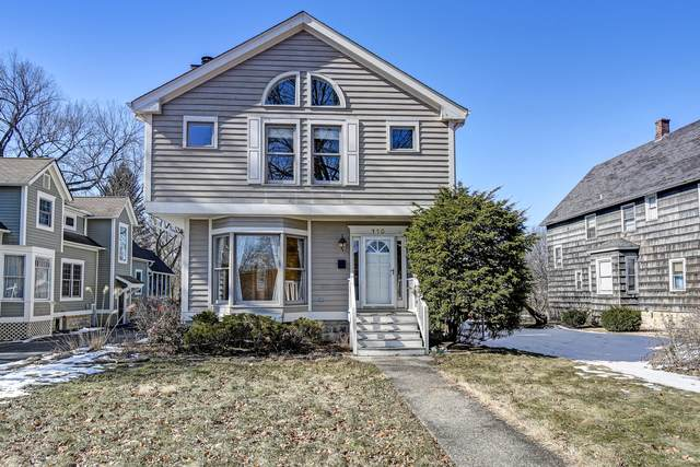 110 S Monroe Street, Hinsdale, IL 60521 (MLS #10647295) :: Ryan Dallas Real Estate