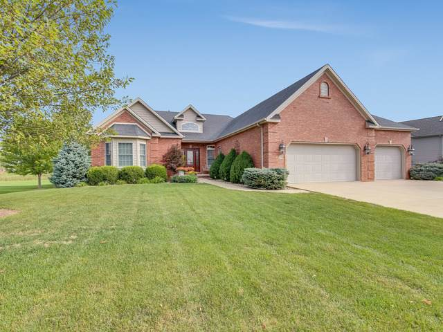 9 Fiddlestix Court, Bloomington, IL 61705 (MLS #10647352) :: Property Consultants Realty