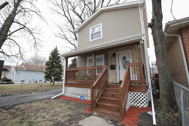 1534 N 33rd Avenue, Melrose Park, IL 60160 (MLS #10647356) :: Ryan Dallas Real Estate