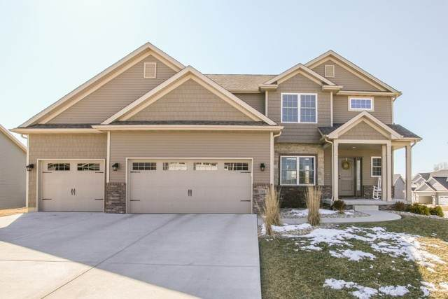 501 Raef Road, Downs, IL 61736 (MLS #10647362) :: Jacqui Miller Homes