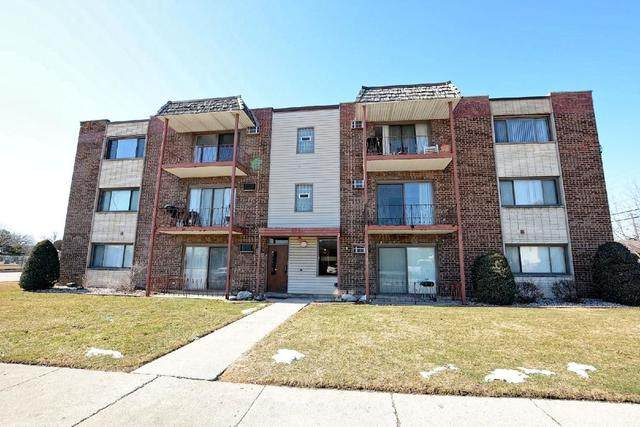 5724 111th Street 3A, Chicago Ridge, IL 60415 (MLS #10647398) :: Property Consultants Realty