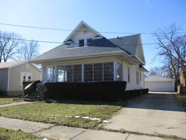 407 Guthrie Street, Ottawa, IL 61350 (MLS #10647474) :: The Mattz Mega Group