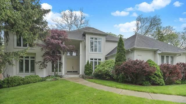 5805 Giddings Avenue, Hinsdale, IL 60521 (MLS #10647518) :: Ryan Dallas Real Estate